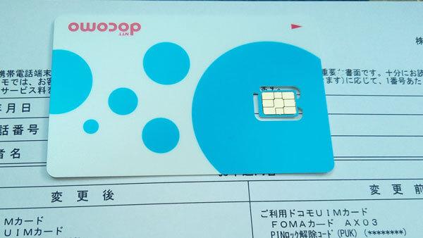 SIMサイズ画像