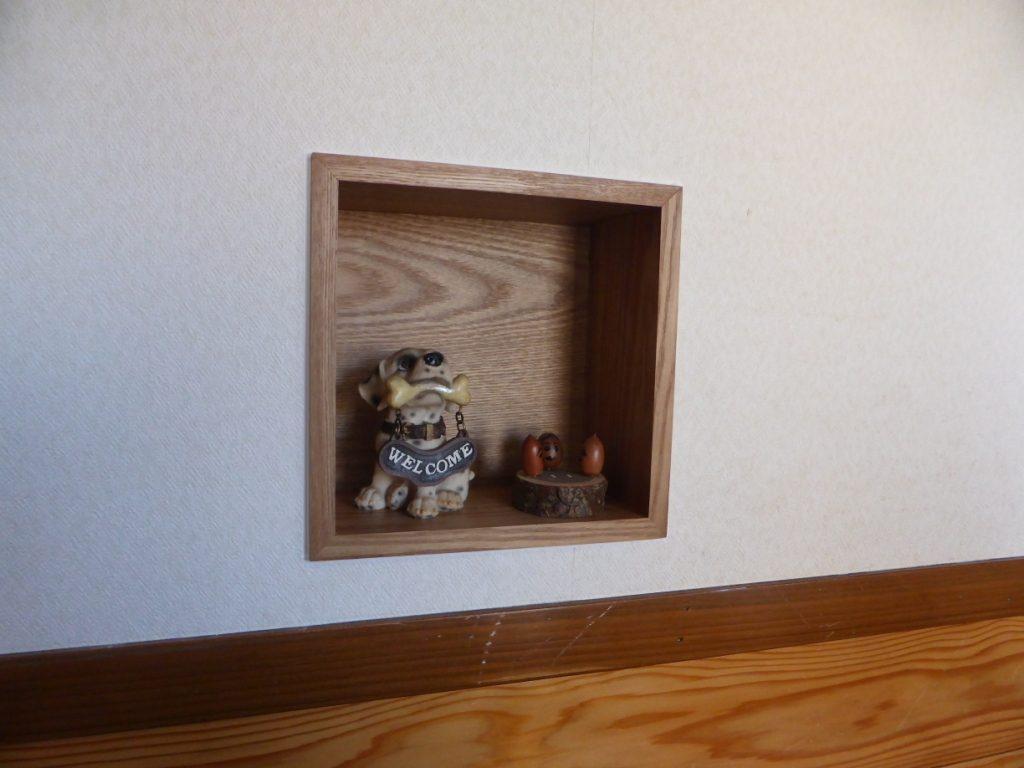 ニッチ棚の画像