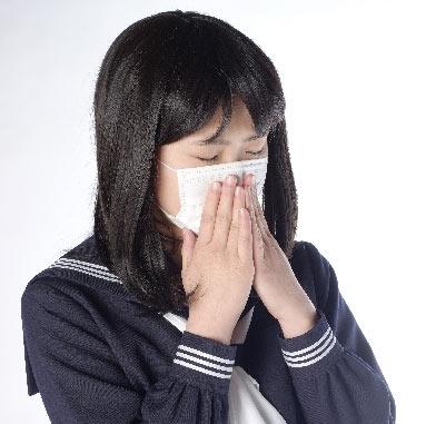 鼻炎に困っています。