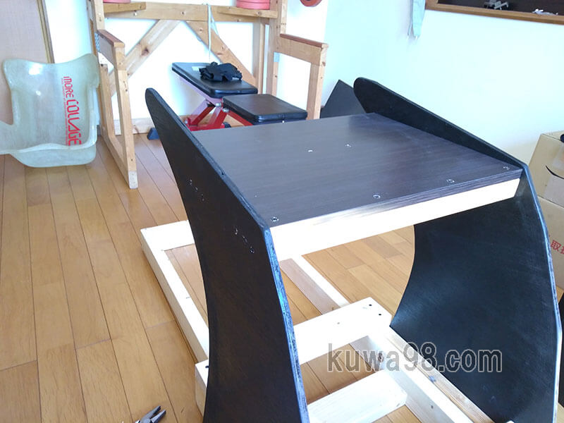 GTsport用シート製作過程