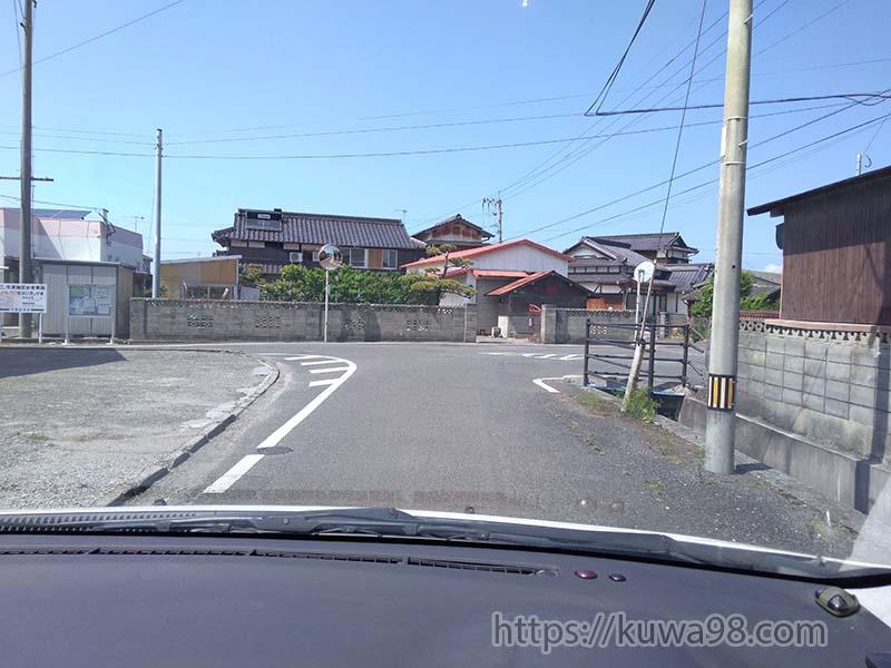 堤防ポイント 行き方4