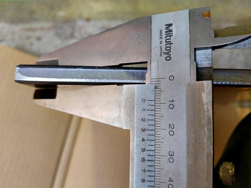 極厚の9mm鉄板